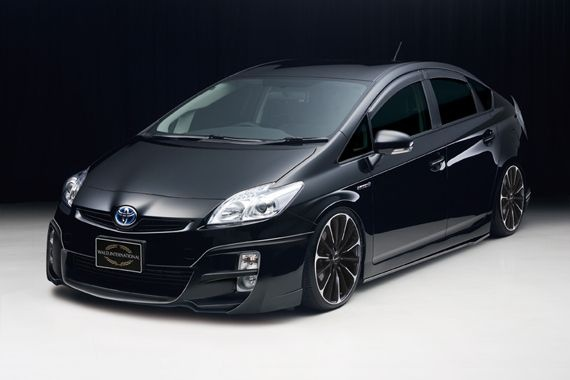 Luxury toyota Prius Modified - 1098 - Fast and Modified