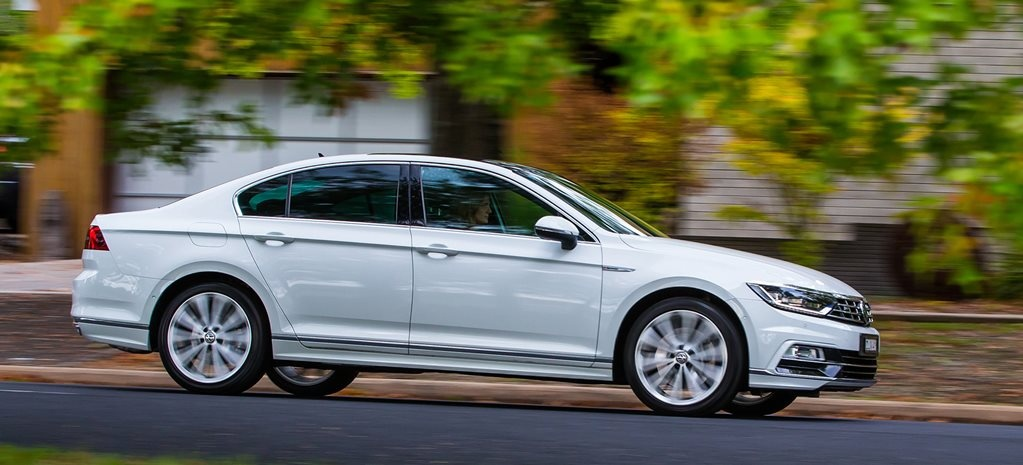volkswagen passat review price features